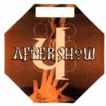 DROWNED WORLD TOUR - AFTER SHOW PASS #4